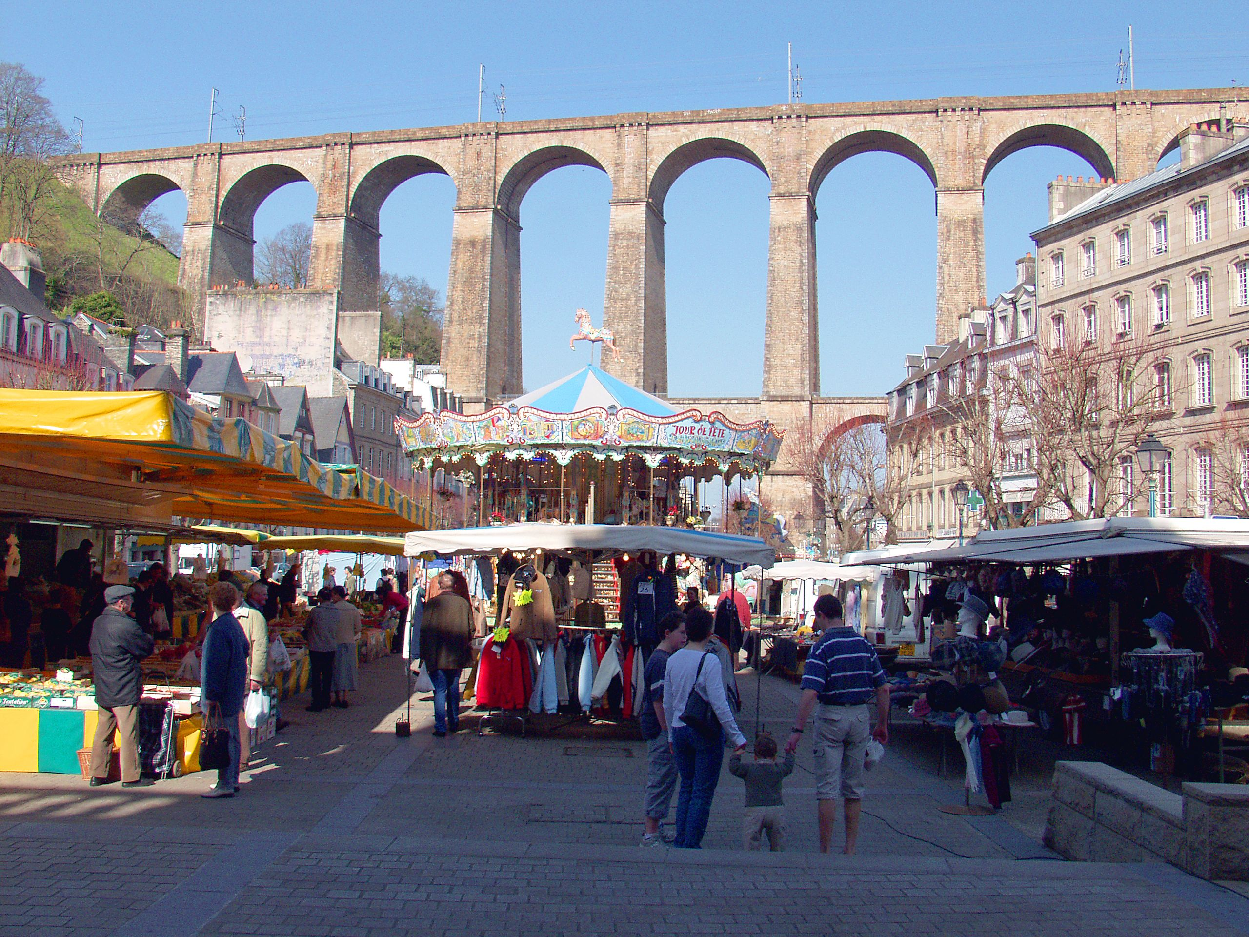 Best things to do in Morlaix